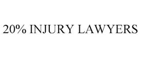 20% INJURY LAWYERS