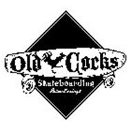 OLD COCKS SKATEBOARDING PALM SPRINGS
