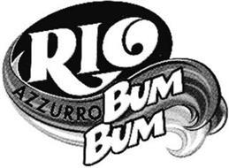 RIO AZZURRO BUM BUM