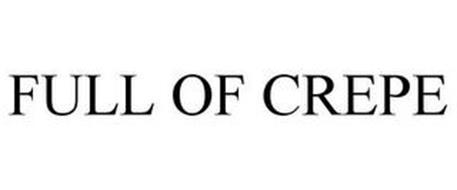 FULL OF CREPE