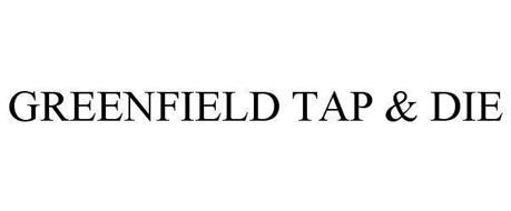 GREENFIELD TAP & DIE