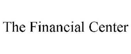 THE FINANCIAL CENTER