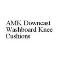 AMK DOWNEAST WASHBOARD KNEE CUSHIONS