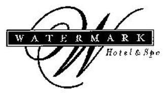 W WATERMARK HOTEL & SPA