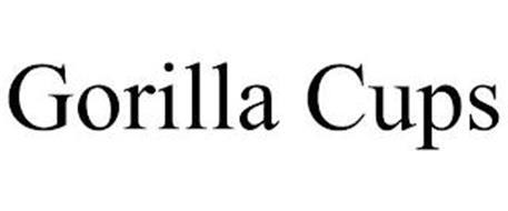 GORILLA CUPS