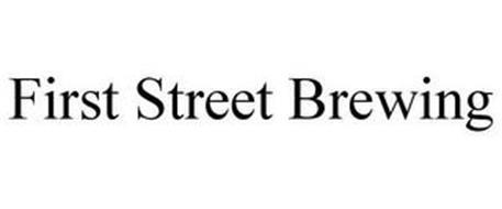 FIRST STREET BREWING