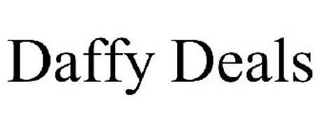 DAFFY DEALS