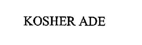 KOSHER ADE