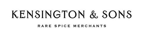 KENSINGTON & SONS RARE SPICE MERCHANTS