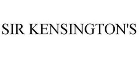 SIR KENSINGTON'S