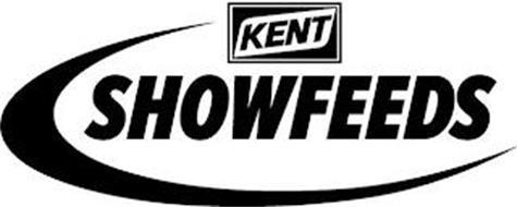 KENT SHOWFEEDS