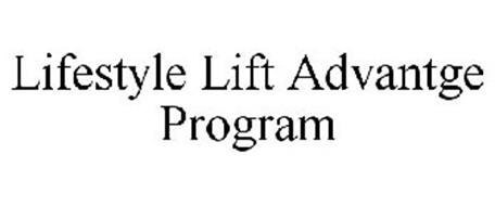 LIFESTYLE LIFT ADVANTGE PROGRAM
