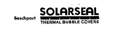 BEACHPORT SOLARSEAL THERMAL BUBBLE COVERS