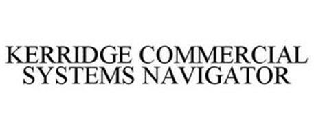 KERRIDGE COMMERCIAL SYSTEMS NAVIGATOR