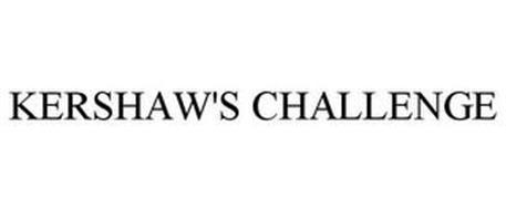 KERSHAW'S CHALLENGE