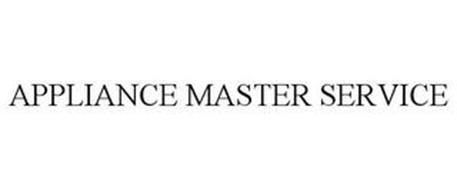 APPLIANCE MASTER SERVICE