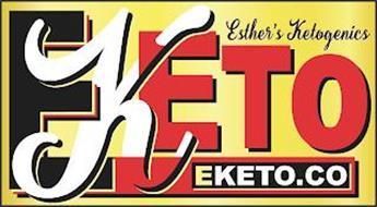 EKETO ESTHER'S KETOGENICS EKETO.CO