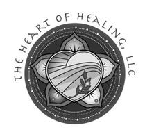 THE HEART OF HEALING, LLC