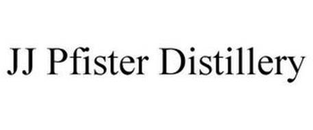 JJ PFISTER DISTILLERY