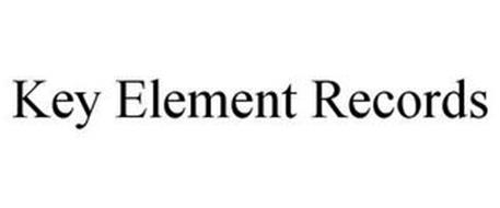 KEY ELEMENT RECORDS