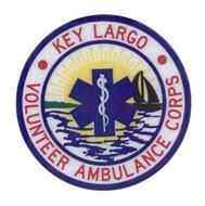 · KEY LARGO · VOLUNTEER AMBULANCE CORPS