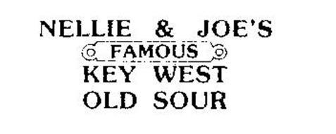 NELLIE & JOE'S FAMOUS KEY WEST OLD SOUR