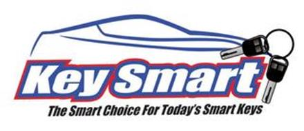 KEYSMART THE SMART CHOICE FOR TODAY'S SMART KEYS