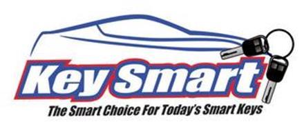 KEYSMART THE SMART CHOICE FOR TODAY'S SMART KEYS
