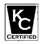 KC CERTIFIED