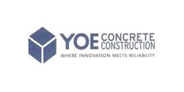 YOE CONCRETE CONSTRUCTION WHERE INNOVATION MEETS RELIABILITY