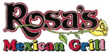 ROSA'S MEXICAN GRILL