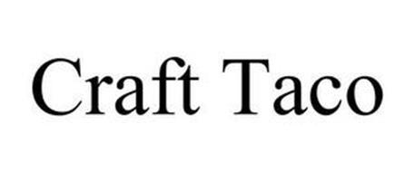 CRAFT TACO