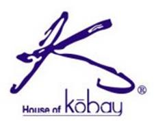 K HOUSE OF KOBAY