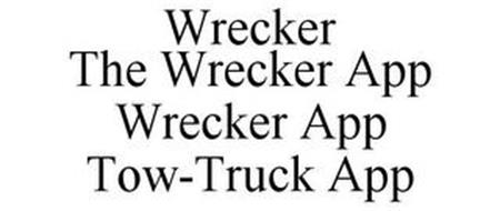 WRECKER THE WRECKER APP WRECKER APP TOW-TRUCK APP