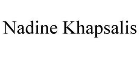 NADINE KHAPSALIS