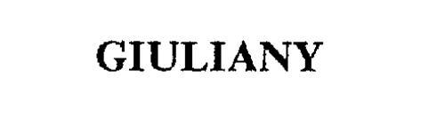 GIULIANY
