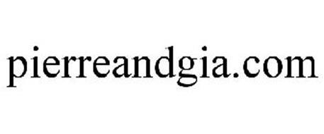 PIERREANDGIA.COM