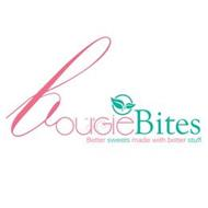 BOUGIE BITES BETTER SWEETS MADE WITH BETTER STUFF