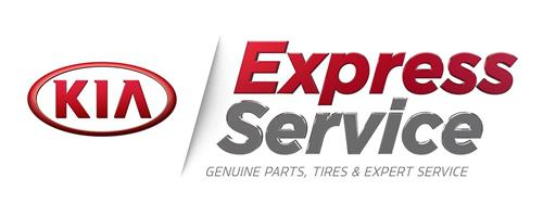 kia express service genuine parts tires expert service