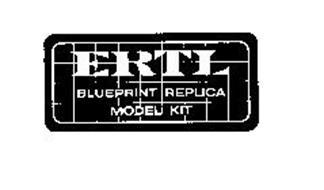 Ertl blueprint replica model kit trademark of kidde - Replica mobel legal ...