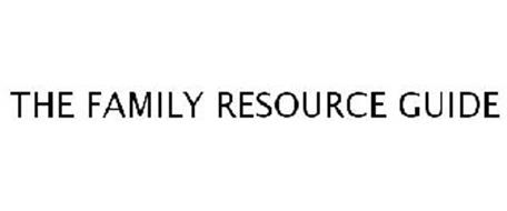 THE FAMILY RESOURCE GUIDE