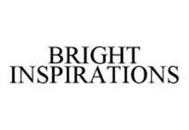 BRIGHT INSPIRATIONS