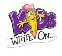 K DS WRITE ON...