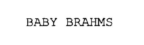BABY BRAHMS