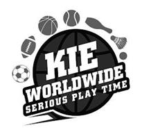 KIE WORLDWIDE SERIOUS PLAY TIME