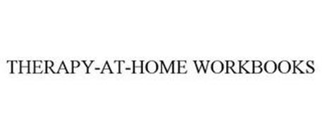 THERAPY-AT-HOME WORKBOOKS