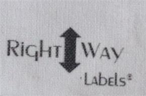 RIGHT WAY LABELS