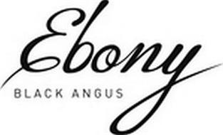 EBONY BLACK ANGUS