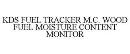 KDS FUEL TRACKER M.C. WOOD FUEL MOISTURE CONTENT MONITOR