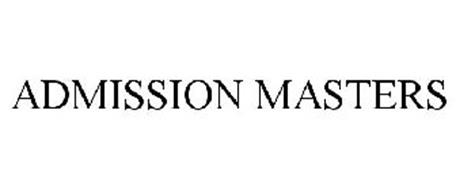 ADMISSION MASTERS